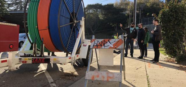 Santa Cruz Fiber: Construction Update 1