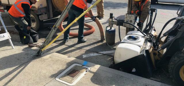 Construction Has Begun in the Santa Cruz Fiber Project