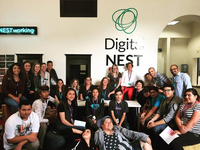 #fiberforall Spotlight: Digital NEST Part 1