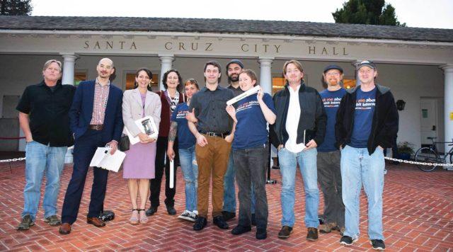 Santa Cruz City Council Approves City-Wide Fiber Internet Network