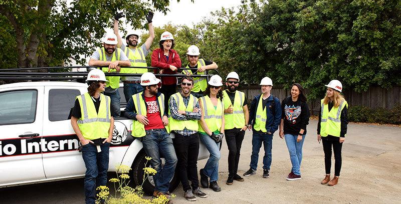 Santa Cruz Fiber Crew At El Rio 800
